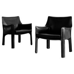 Mario Bellini Lounge Chairs