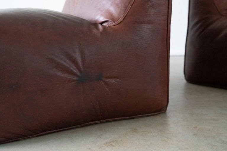 Mario Bellini Modular Sofa In Good Condition For Sale In Los Angeles, CA