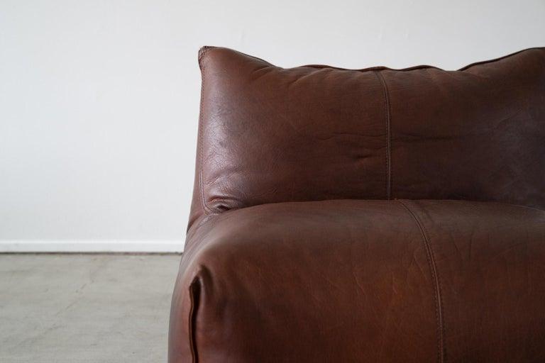 20th Century Mario Bellini Modular Sofa For Sale