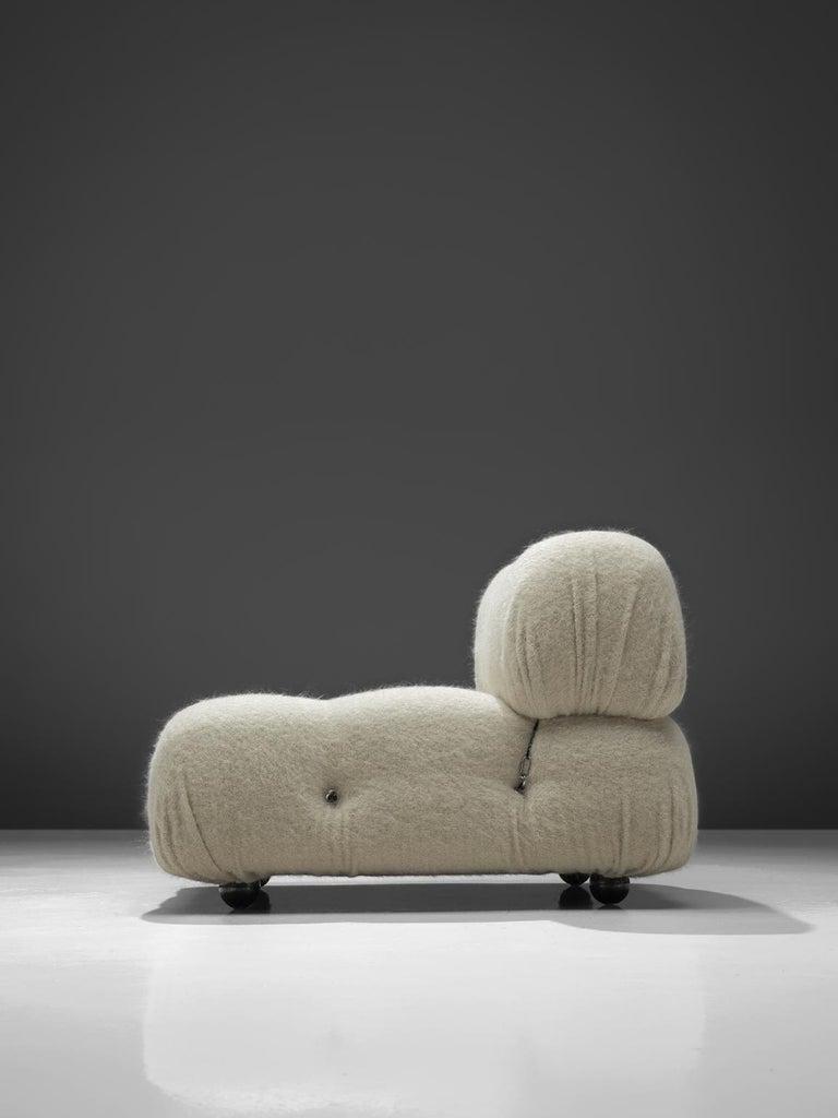 Mario Bellini Reupholstered Camaleonda Elements in Pierre Frey Wool For Sale 1