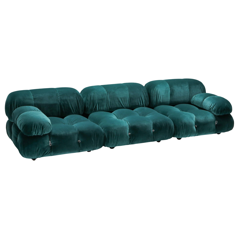 Mario Bellini's Camaleonda Sectional Sofa