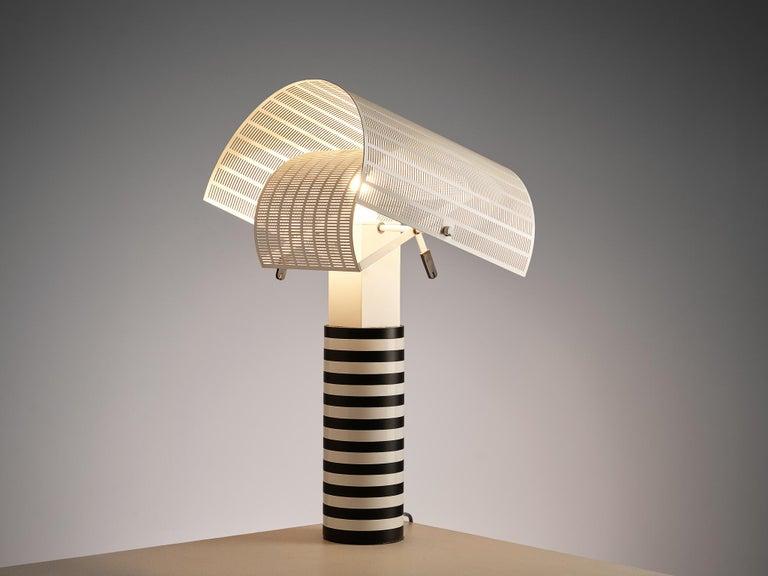 Italian Mario Botta for Artemide 'Shogun' Table Lamp