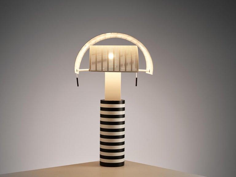 Late 20th Century Mario Botta for Artemide 'Shogun' Table Lamp