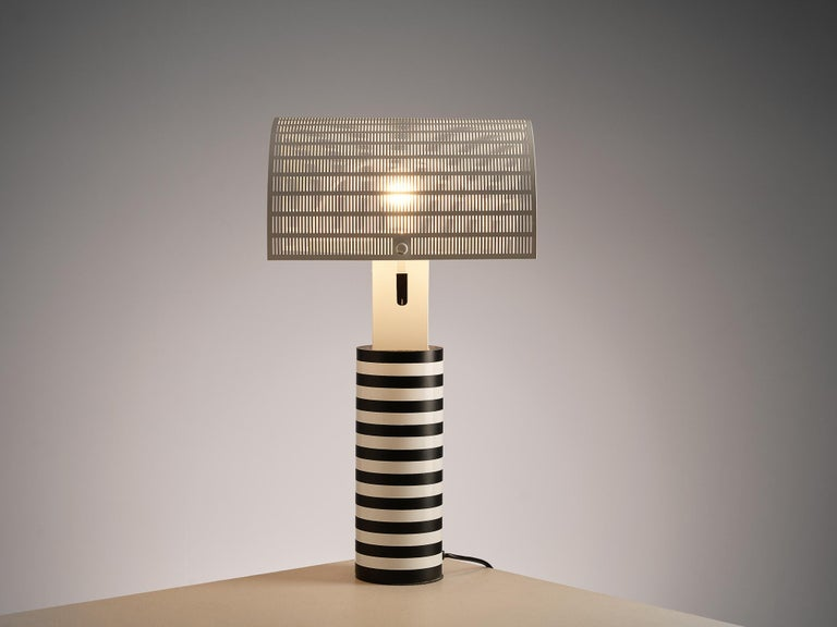 Mario Botta for Artemide 'Shogun' Table Lamp 1