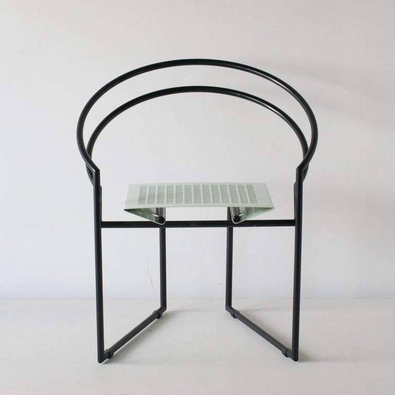 Mario Botta Latonda Chair Alias Post Modern Design For