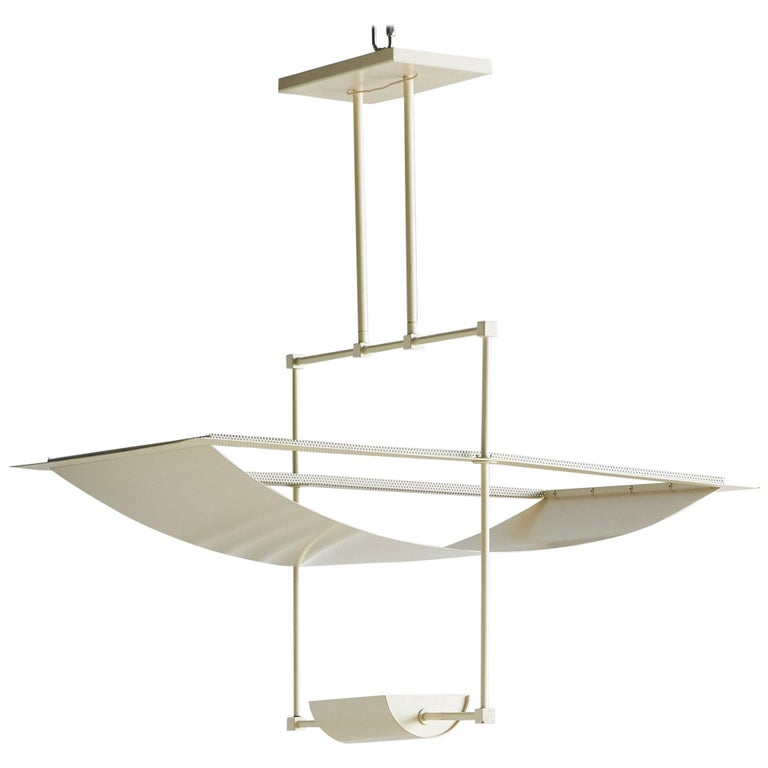 Mario Botta pendant, 1970s, offered by South Loop Loft