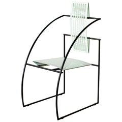 Mario Botta Quinta Chair Alias Post Modern Design