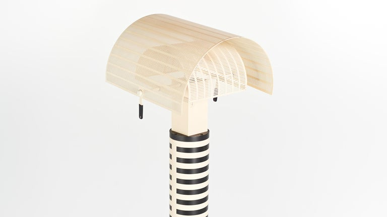 Mario Botta, Shogun Terra Floor Lamp for Artemide For Sale 4