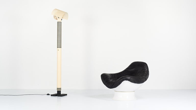 Mario Botta, Shogun Terra Floor Lamp for Artemide For Sale 6