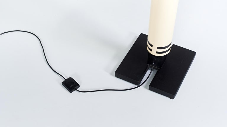 Late 20th Century Mario Botta, Shogun Terra Floor Lamp for Artemide For Sale