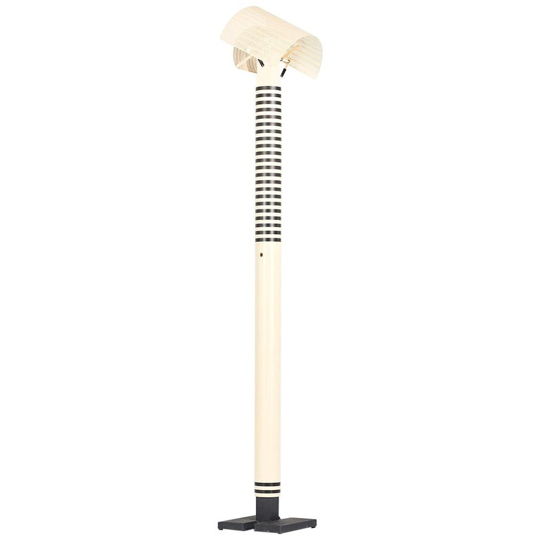 Mario Botta, Shogun Terra Floor Lamp for Artemide For Sale