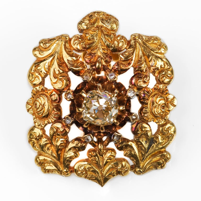 Mario Buccellati Parure Midcentury Masterpiece In Excellent Condition For Sale In Southbury, CT