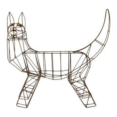 Mario Lopez Torres Copper Dog Structure