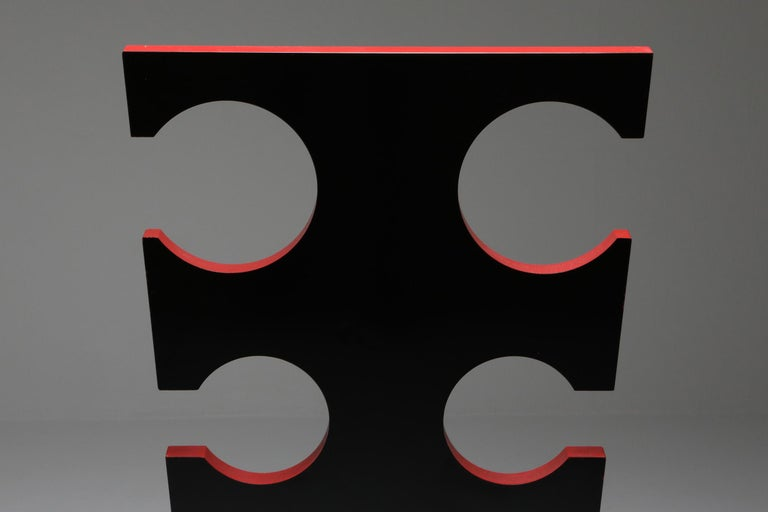 Mario Sabot Sculptural Chairs by Max Papiri For Sale 4