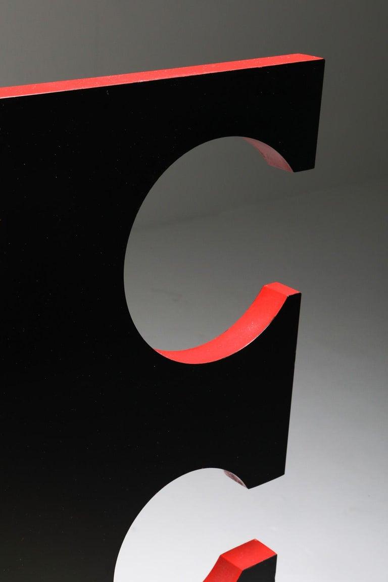 Mario Sabot Sculptural Chairs by Max Papiri For Sale 6