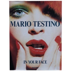 Mario Testino, In Your Face, MFA Boston, Taschen Verlag, First Edition, 2012