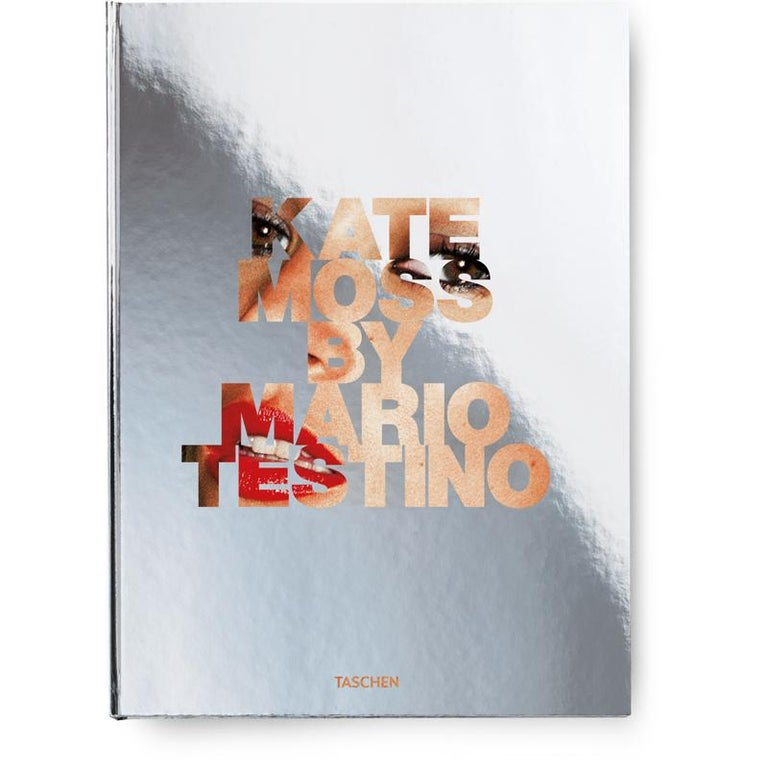 Collectors Edition of Mario Testino's magnificent Kate Moss. Limited to 1,500 copies, each numbered and signed by Mario Testino.
