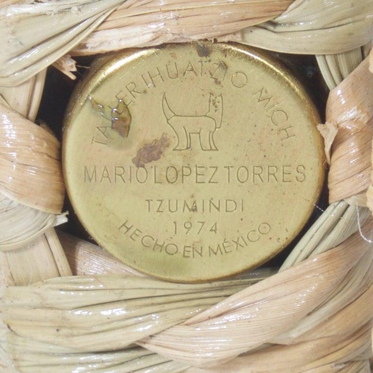Contemporary Mario Torres Cockatoo Floor Lamp For Sale