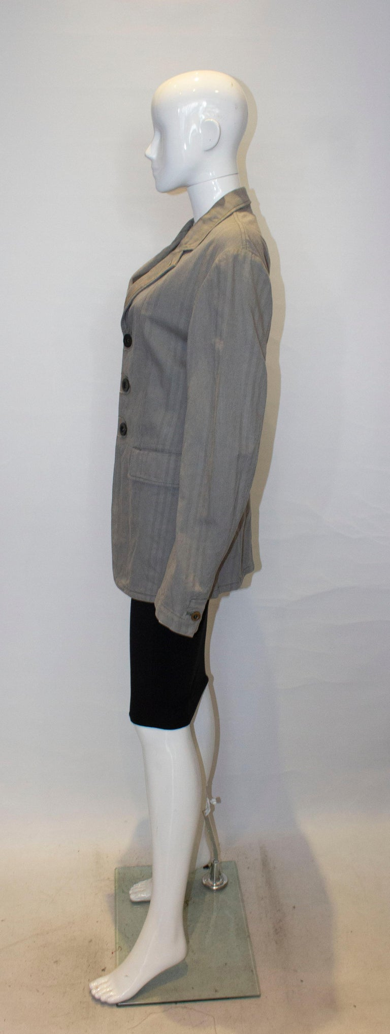 Men's Marithe and Francois Girbaud Mens Jacket For Sale