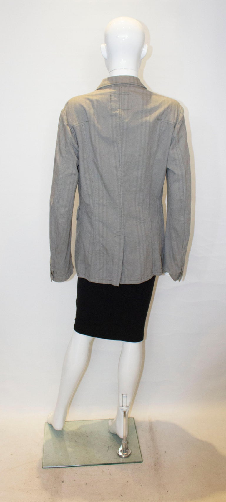 Marithe and Francois Girbaud Mens Jacket For Sale 2