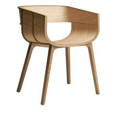 Maritime Oak Chair by Benjamin Hubert