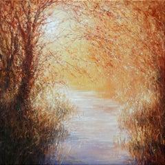 Mariusz Kalowski, September Siesta, Affordable Art, Landscape Art