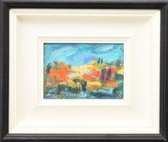 'Landscape' Painting by Marjorie Bloch