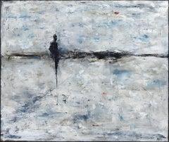 Long Way Home  - Unique Oil Painting