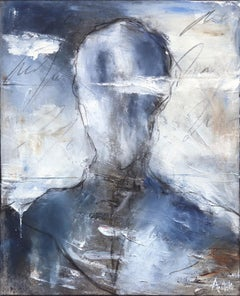 Massimo - Abstract Figurative Artwork
