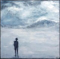 Outcast/Outlaw - Unique Oil Painting