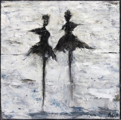 Two Dancers #5