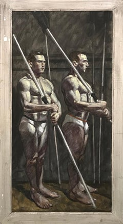 [Bruce Sargeant (1898-1938)] Edgar Robinson, Physical Culturalist, c. 1931