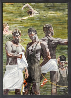[Bruce Sargeant (1898-1938)] In and Out of the Water