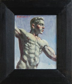 [Bruce Sargeant (1898-1938)] Man from Below