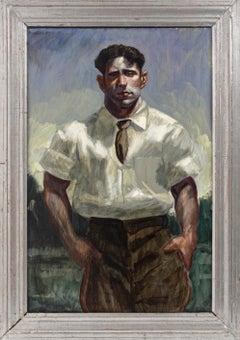 [Bruce Sargeant (1898-1938)] Unidentified Figure