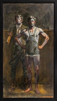 [Bruce Sargeant (1989-1938)] Hunter and Wrestler
