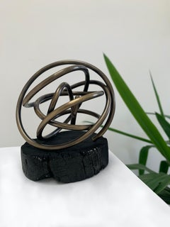 Mark Beattie, Antique Bronze I, Original Sculpture