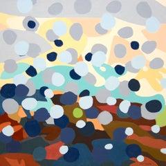 Ocean Mist, Painting, Oil on Wood Panel