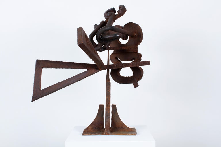 Untitled - Sculpture by Mark di Suvero