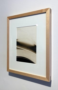 """Book 56"", Framed Lith Processed Silver Gelatin Print"