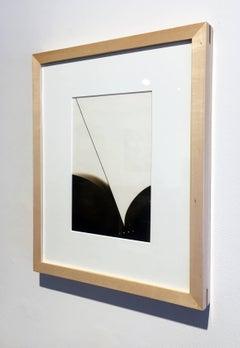 """Book 63"", Framed Lith Processed Silver Gelatin Print"