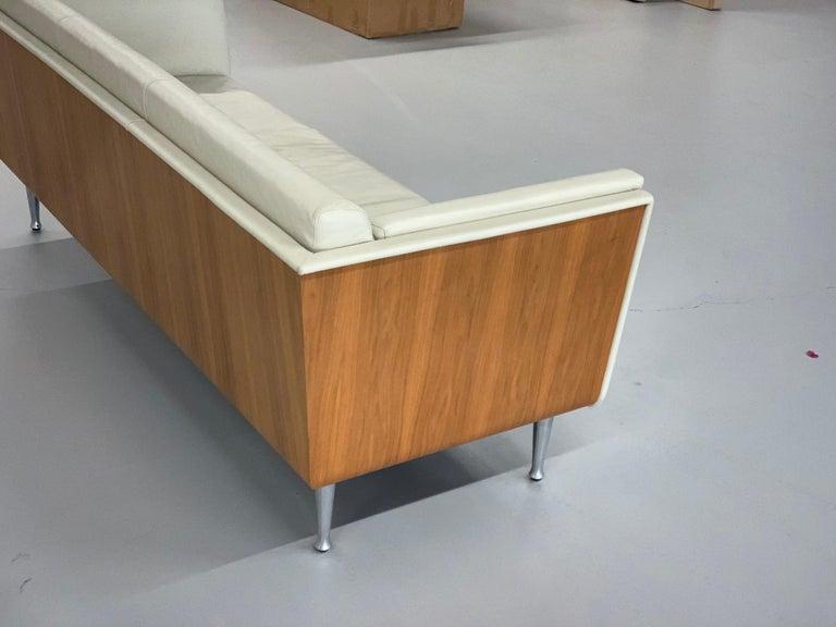 Machine-Made Mark Goetz for Herman Miller Sofa For Sale