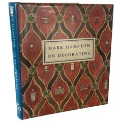 Mark Hampton on Decorating Book