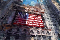 NYSE Red White and Blue