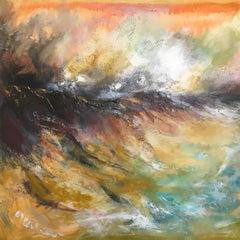Camusdarach - Seascape Painting by Mark McCallum
