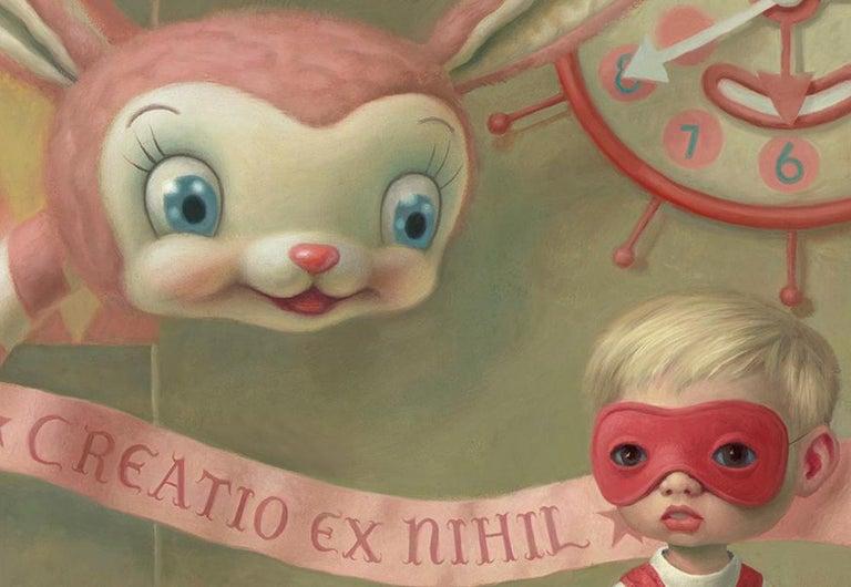 MARK RYDEN: The Magic Circus - Pop Surrealism, Lowbrow art, Americana 2