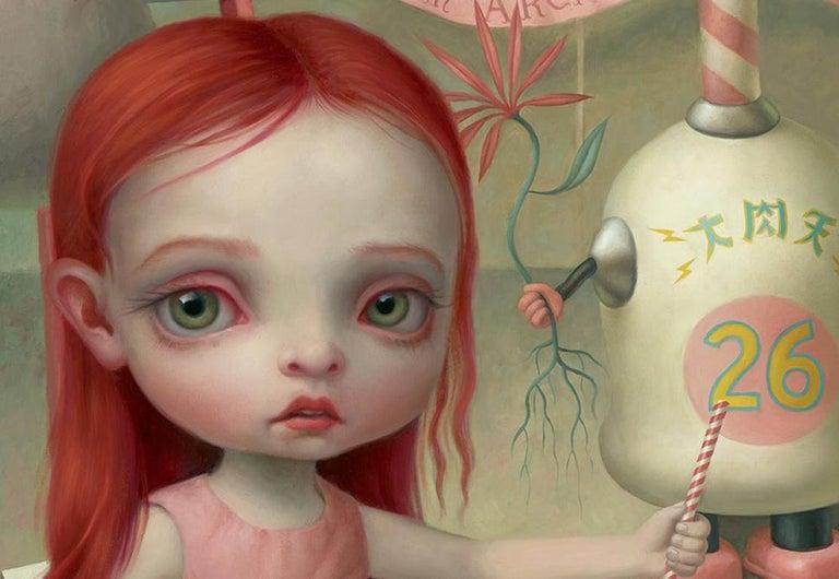 MARK RYDEN: The Magic Circus - Pop Surrealism, Lowbrow art, Americana 3