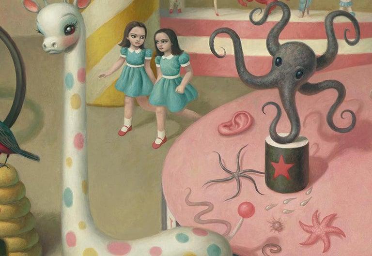 MARK RYDEN: The Magic Circus - Pop Surrealism, Lowbrow art, Americana 5