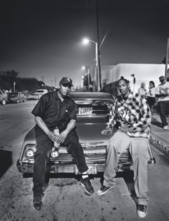 Dr. Dre and Snoop Dogg, Los Angeles, CA