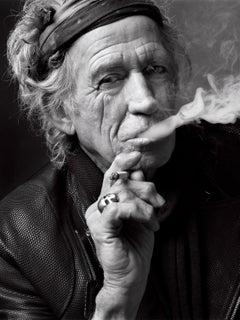 Keith Richards, New York, NY